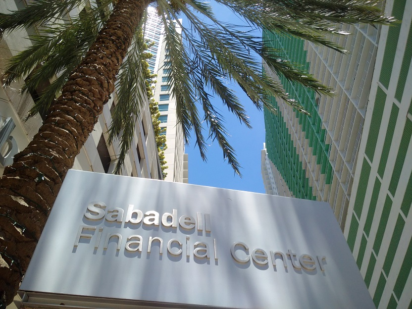 Sabadell financial center in Miami